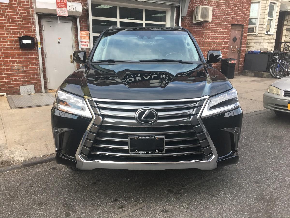 猛货二手:2018 Lexus LX570 顶配,开了20000miles.新车价格 $97000