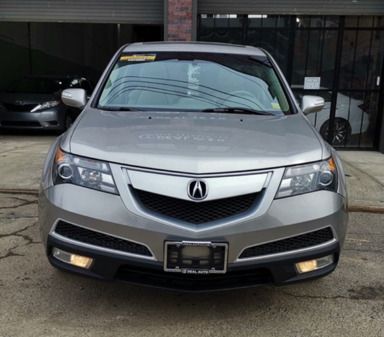 2013 Acura MDX Sh-AWD with technology package 高配开了89000miles