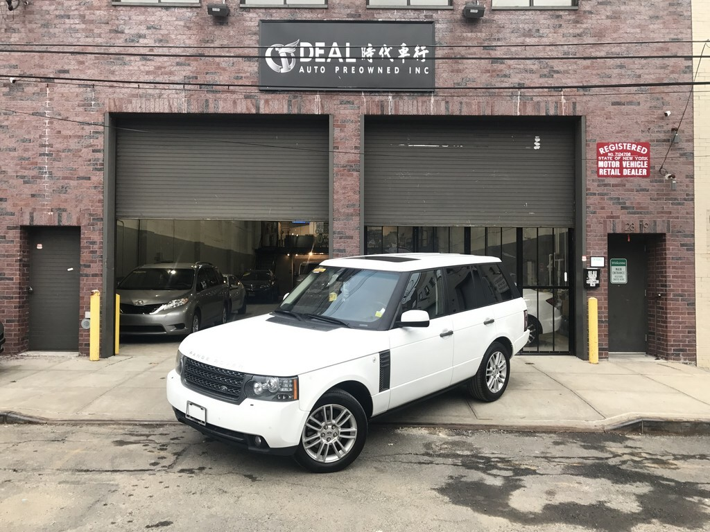 2011 land rover Range Rover HSE 大路虎揽胜开了57000Miles
