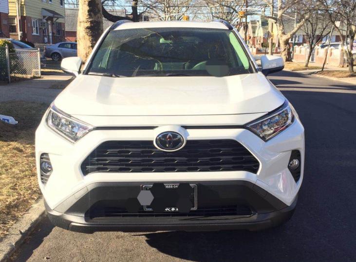 2019 Toyota RAV4 全面到货 私信我价格