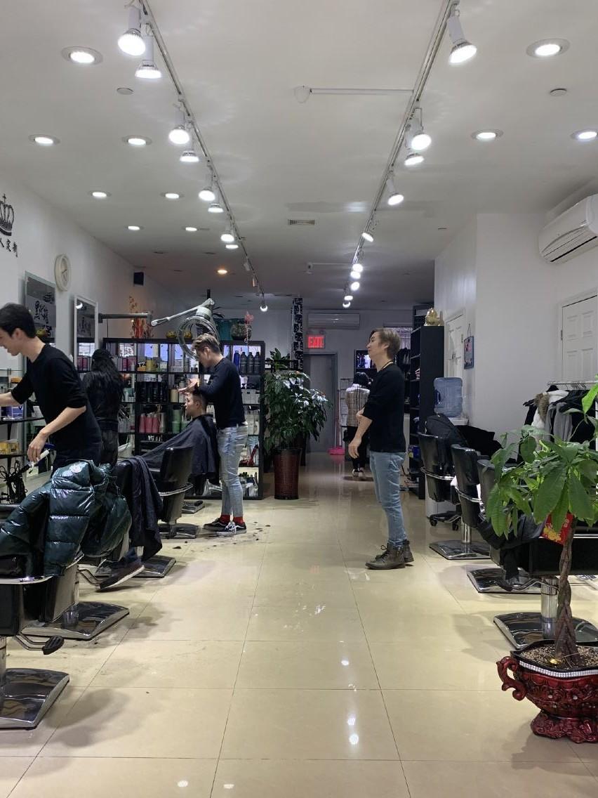 独家代理 美发美容店特价转让,七大道53街