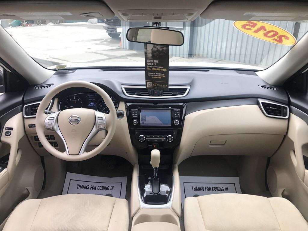 2015 Nissan Rogue sv AWD 中高配 只开了45000Miles 价格美丽