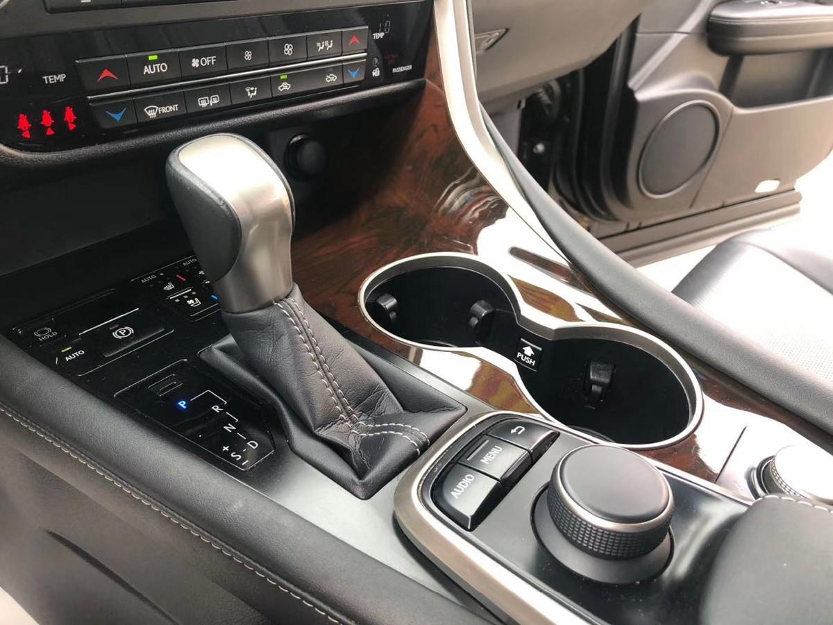 2017 Lexus RX350 23000迈,一手车主 无事故北美神车就不用多说什么了