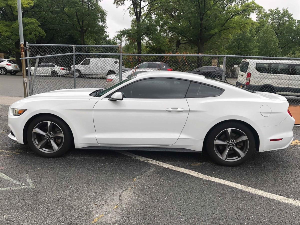 2017 Ford Mustang V6 6缸肌肉车 开了74000 miles 男孩子喜欢的车 私信我价格吧