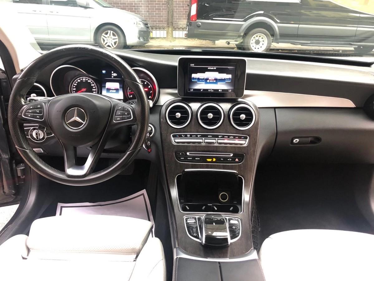 2015年奔驰C300 开了47000miles 车况佳 无事故
