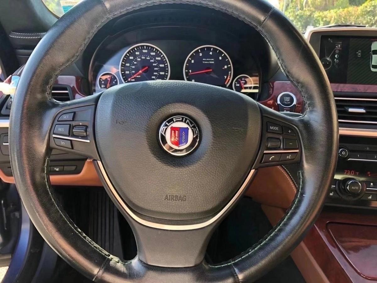 2015 BMW ALPINA B6 只开了20000miles 新车msrp 14w+ 无事故 低迈数