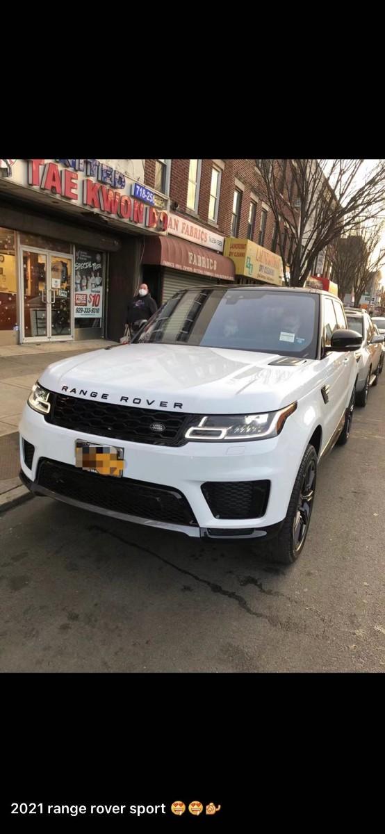 特价 2021 Range Rover sport 拦运 租车$9XX, 美丽价格 一年可以开10000 miles